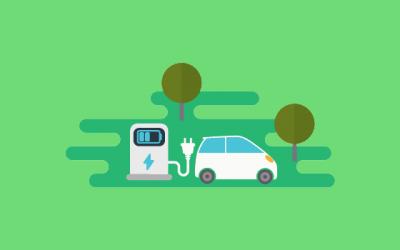 ¿En qué consiste un sistema de carga de vehículos eléctricos?