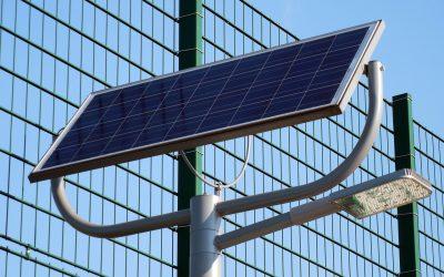 Estructuras para placas solares